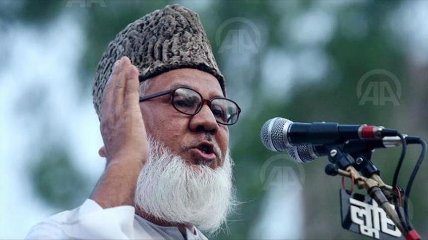 Le chef de la Jamaat-e-Islami au Bangladesh, exécuté