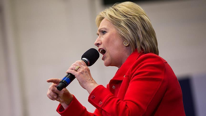 Clinton : Trump n'est pas qualifié pour être président des Etats-Unis
