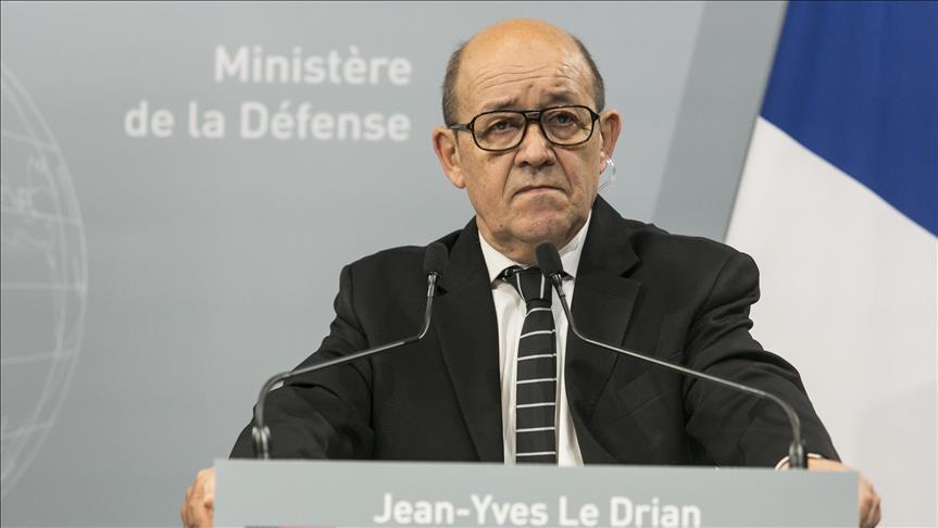 La France reconnaît avoir déployé des forces spéciales en Syrie