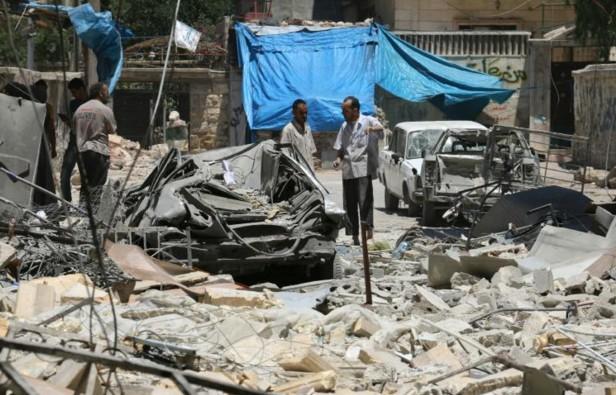 Syrie: au moins 70 combattants tués dans des affrontements à Alep