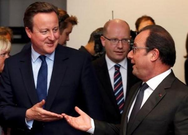 Les Européens invitent les Britanniques à assumer leur choix