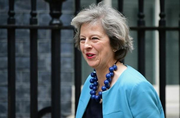 GB: Theresa May officiellement candidate pour succéder à Cameron
