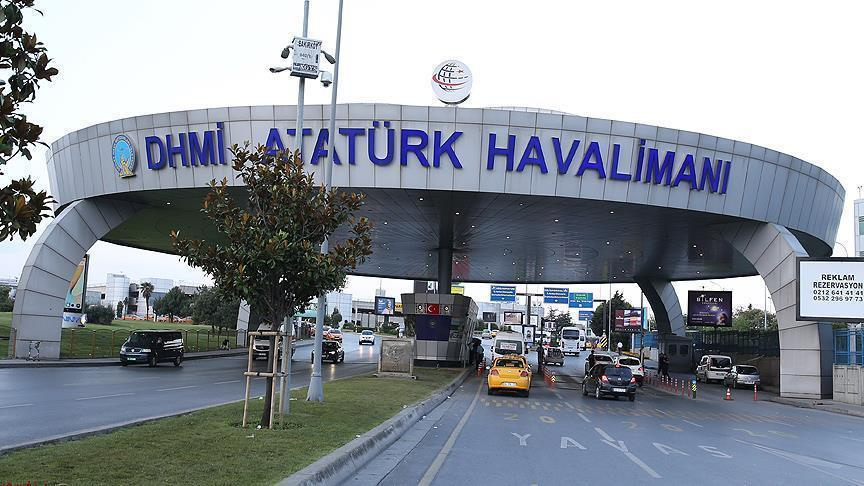 Attaque terroriste d'Istanbul: Deux des trois kamikazes identifiés