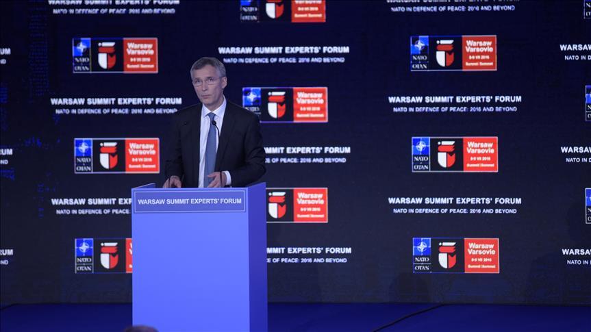 """Secrétaire général de l'OTAN : """"Nous ne voulons pas d'une nouvelle guerre froide avec la Russie"""""""