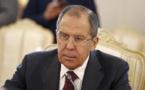 Lavrov met en garde contre le danger que Daech quitte Mossoul vers la Syrie