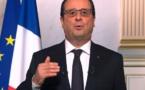 """Hollande prône """"l'exemplarité"""" au """"sommet de l'Etat"""""""