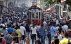 Turquie: Les femmes représentent 49,8% de la population