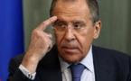 """Lavrov ne prend pas son portable lors de négociations """"sensibles"""" pour déjouer la CIA"""