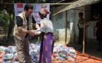 La Fondation humanitaire IHH au secours de 10 000 familles musulmanes Rohingyas