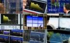 La Bourse de Paris évolue toujours en recul à la mi-journée