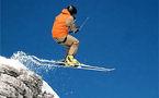 Le snowkite en vedette : un vent de liberté