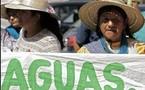 A Mexico, l'eau devient une denrée rare