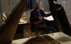 Instruments de musique traditionnelle: Un collectionneur turc à l'honneur