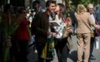 La journée du livre et la rose, tradition catalane qui aspire à l'universalité