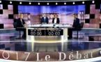 Présidentielle: 16,5 millions de téléspectateurs ont regardé le débat