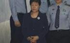 L'ex-présidente sud-coréenne jugée pour corruption