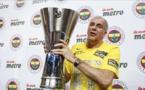 """Obradovic: """"Un sacre de champion d'Europe très spécial"""""""