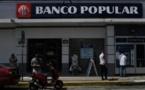 Espagne: Banco Popular vendue à Santander pour éviter la faillite