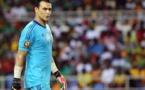 Le gardien égyptien Issam El Hadary s'engage avec le club saoudien Al Taawon