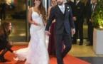 """Lionel et Antonella Messi se sont dit """"oui"""""""