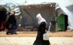 A Raqa, s'approvisionner en eau au péril de sa vie