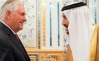 Crise du Golfe: fin de la mission de Tillerson sans succès apparent