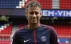 Foot - Neymar, la nouvelle coqueluche du Parc des princes en chiffres