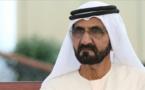 Le Premier ministre émirati Mohammed ben Rachid annonce un remaniement ministériel