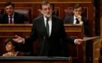 Madrid prêt à enclencher l'article 155 sur la Catalogne
