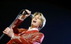 La star britannique David Bowie sort un nouveau single, le premier en dix ans