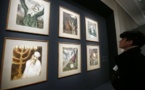 Guerre et paix, version Chagall à Paris
