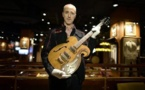 Une guitare des Beatles vendue 408.000 dollars à New York