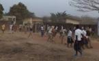 Les enseignants de Dimbokro protestent contre la violence des élèves du secondaire public