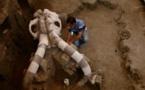 Un mammouth vieux de 14.000 ans sort de terre au Mexique