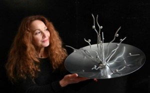 En attendant la Lune, un projet de sculpture s'invite dans l'ISS