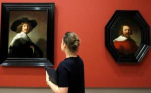 L'Américain Kaplan expose sa collection de Rembrandt au Louvre
