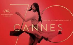 """70e Festival de Cannes: une affiche """"joyeuse et audacieuse"""" avec Claudia Cardinale"""