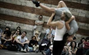 """Arts de la rue: le festival de Chalon à """"l'heure de la maturité"""""""