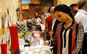 Des artisanes marocaines célèbrent au Caire le patrimoine ancestral du Royaume