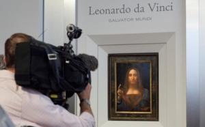 Un tableau de Léonard de Vinci vendu pour 450 millions de dollars, un record