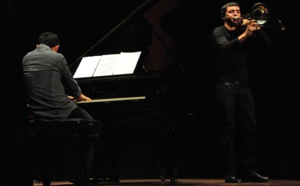 Ouverture du 23ème Festival du Jazz d'Istanbul