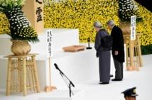 71 ans après, le Japon commémore la fin de la guerre