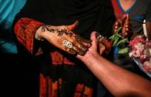 Tchad: une poudre du paradis sur les mains des mariées