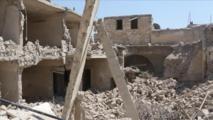 Le régime syrien coupable de 136 attaques aux armes chimiques en trois ans