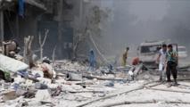 Raid sur Alep: Vingt civils tués