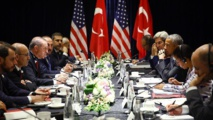 Erdogan appelle Obama à une position commune contre le terrorisme