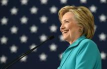 Etats-Unis: rentrée politique pour Hillary Clinton