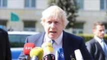 """Boris Johnson: """"Même les Russes ont accepté"""" le départ d'al-Assad"""