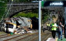 Espagne: au moins quatre morts dans un accident de train