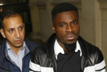Altercation avec la police: Aurier fait appel de sa condamnation